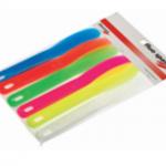 6 цветных флюоресцентных шпателей для альгинатов
